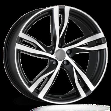 Vinterhjulspaket 18-19-20″ Black DC