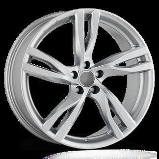 Vinterhjulspaket 18-19-20″ Silver DC